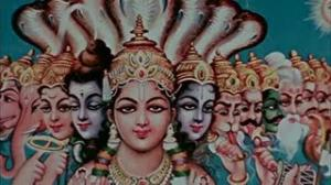 Ambe Jagdambe Mata - Bollywood Devotional Song - Teri Pooja Kare Sansar (1985)