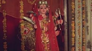 Ambe Jagdambe Mata (Aarti) - Bollywood Devotional Song - Teri Pooja Kare Sansar (1985)