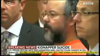 Ariel Castro Hanging Suicide Death Cleveland Kidnapper Found Hanging in Cell - Ariel Castro Dead