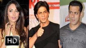 Malaika Arora Khan REFUSED To Comment About Salman Khan & Shahrukh Khan