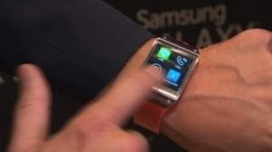 First look at Samsung's Smartwatch