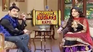 Juhi Chawla on Comedy Nights With Kapil 7th Sept 2013 Episode