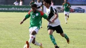 Bangladesh vs Pakistan (Highlights) SAFF Championship 2013