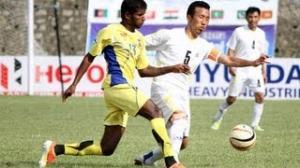 Sri Lanka vs Bhutan (Highlights) SAFF Championship 2013