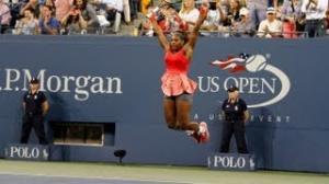 Serena Williams vs Victoria Azarenka Match Point US OPEN 2013