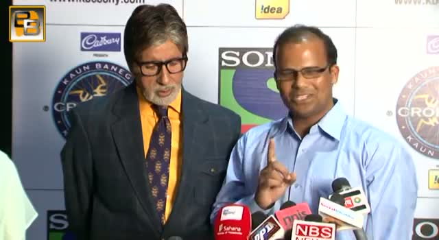 KBC 2013 Season 7 CROREPATI WINNER Taj Mohammed Rangrez