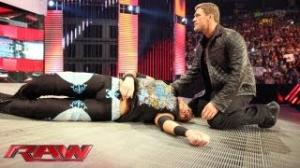 """WWE Raw: Edge returns with """"The Cutting Edge"""" and special guest Daniel Bryan - Sept. 9, 2013"""