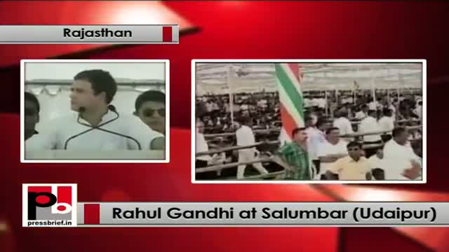 Rahul Gandhi kicks-off Congress campaign in Rajasthan from Udaipur; attacks opposition - Part 02