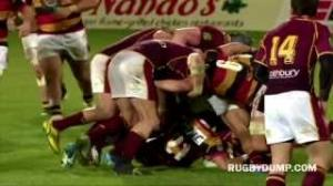 Rugby: Ben Tameifuna and Jamie MacKintosh rucking incidents