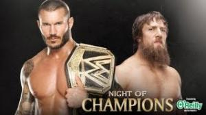 Randy Orton vs. Daniel Bryan - WWE '13 Night of Champions Simulation