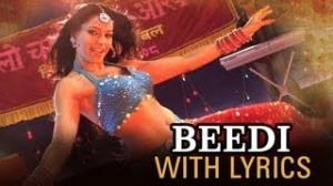 Beedi Song With Lyrics - Omkara