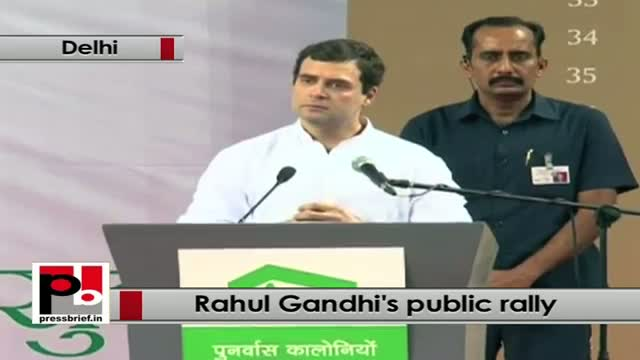 Rahul Gandhi: Providing food for the poor is not wastage of money
