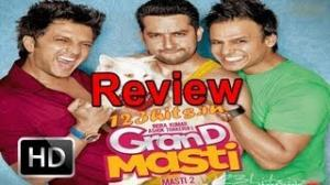 "Full Movie ""Grand Masti"" Review by Bharathi Pradhan"