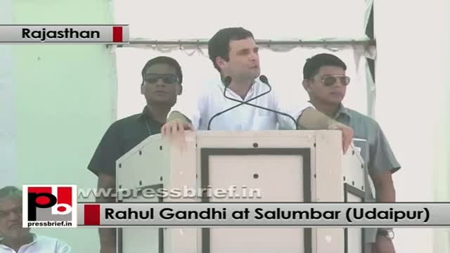 Rahul Gandhi narrates a story to prove that he does not believe in abusing anyone