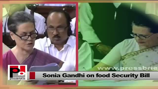 national food security bill 2013 introduced The national food security bill was introduced in the lok sabha on 22nd  its  report to the speaker, lok sabha on 17th january, 2013.