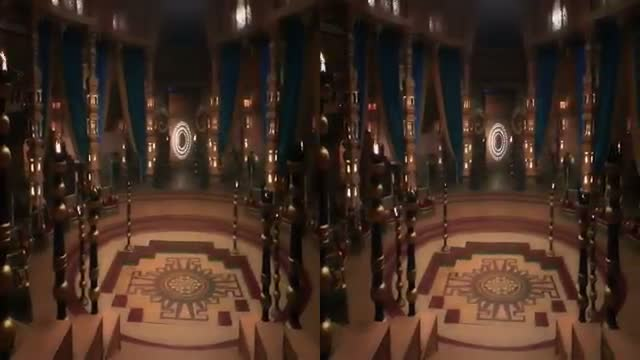 3D Mahabharat Set Tour: View the stunning sets of Mahabharat in 3D