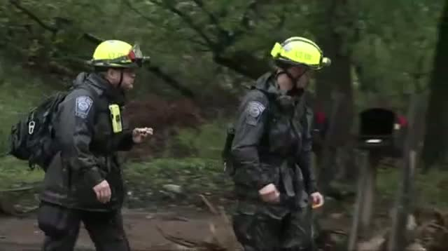 More Rain Complicating Search and Rescue in Colo