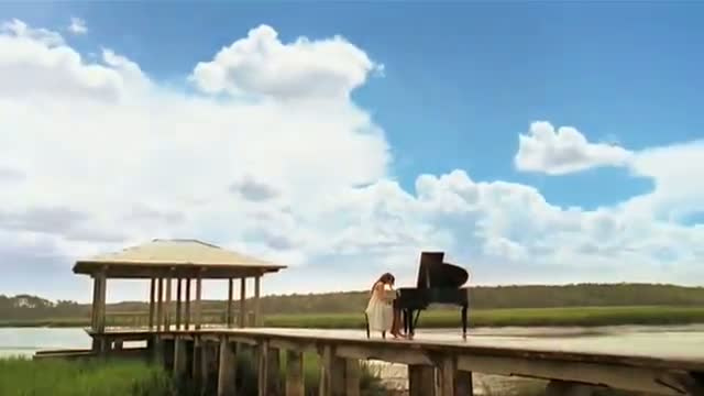 When I Look At You, Miley Cyrus Music Video - THE LAST SONG