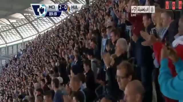 Yaya Toure Vs Hull City 2013 (manchester city vs hull city 2-0 2013)(31-8-2013) HD
