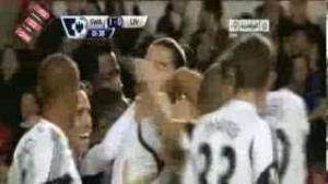 Swansea Vs Liverpool 2-2 2013 & Liverpool vs swansea City 2-2 2013 Goals 2013/2014