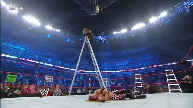 Edge vs. Jeff Hardy - World Heavyweight Championship Ladder Match: Extreme Rules 2009 (Full-Length)
