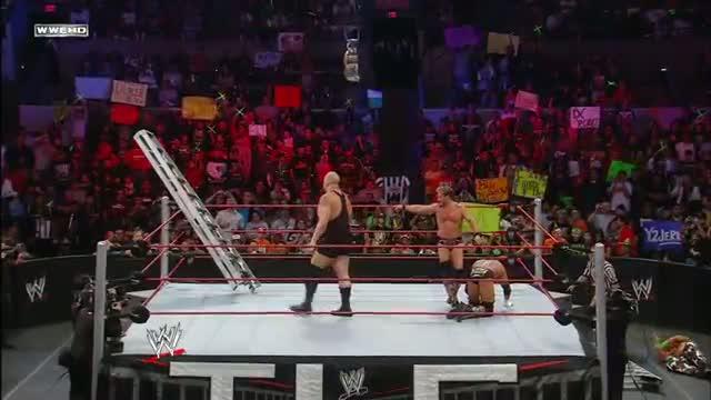 Jeri-Show vs. DX - TLC Unified Tag Team Championship Match: TLC 2009 (Full-Length)
