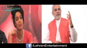 "Hot Mallika Sherawat Wishes Narendra Modi ""Happy Birthday!!"""