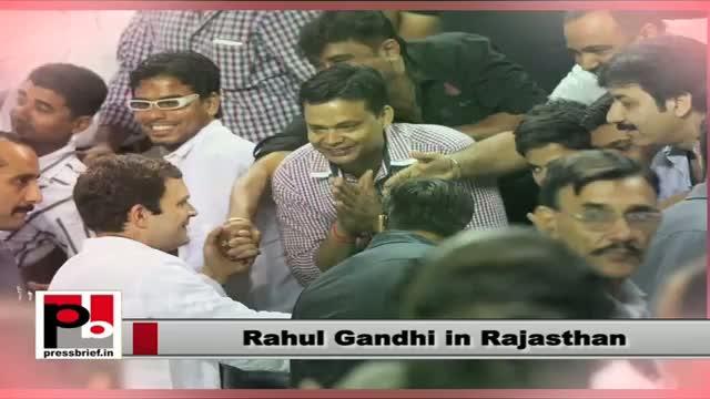 Rahul Gandhi lauds Rajasthan Government's free-medicine scheme