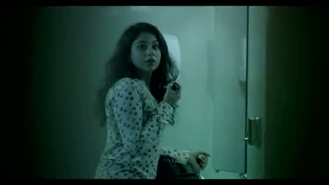 Paranormal activity in an Indian loo.