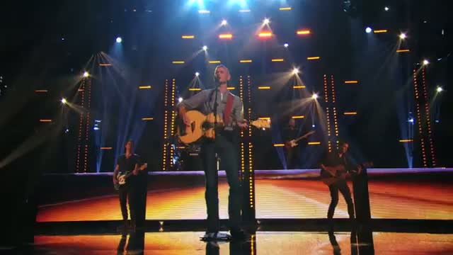 "Jimmy Rose - Country Singer Covers ""The Dance"" by Garth Brooks - America's Got Talent 2013 Finals"