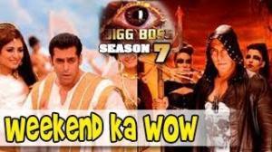 Weekend Ka Wow Salman ke Saath Saat - Bigg Boss 7 21st September 2013