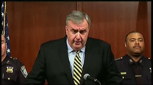 Boston Police Commissioner Stepping Down