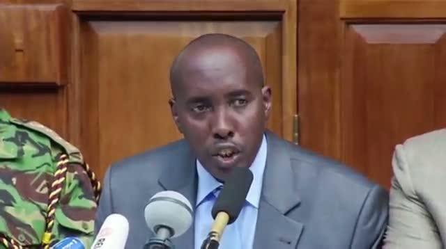 Gunfire, No Resolution in Kenya Mall Standoff