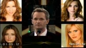 How I Met Your Mother Skit - Neil Patrick Harris -Emmy Awards 2013 09/22/2013