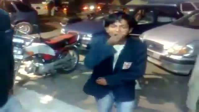 Pakistani Funny Clips Cigarette trick