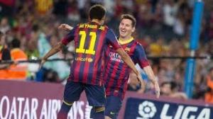 Barcelona vs Real Sociedad (4-1) All Goals & Highlights 24.09.2013