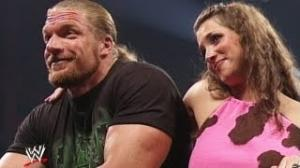 "Triple H and Stephanie's budding romance: Sneak peek from ""Triple H: Thy Kingdom Come"""