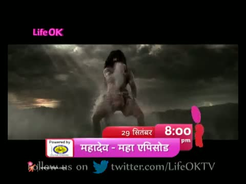Devon ke Dev... Mahadev - Mahaepisode Promo - 29th Sept!