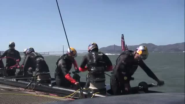 Americas Cup 2013: Battle for the Cup: Winner-takes-all
