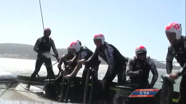 Highlights: America's Cup Finals Races 17&18