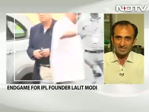 Lalit Modi banned for life: BCCI's selective clean up?