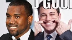 Kanye West Feuds With Jimmy Kimmel- Is It All Hype?