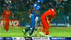 Mumbai Indians vs Highveld Lions Match - CLT20 2013 - 27 Sep 2013 - Match 11 - Part8