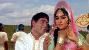 O Ek Baar Aata Hai Din Aisa - Classic Folk Hindi Song - Suraj (1966) - Rajendra Kumar, Vyjayanthimala