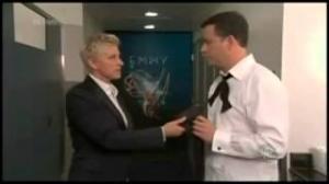 Emilia Clarke presents Primetime Emmy Awards 2013