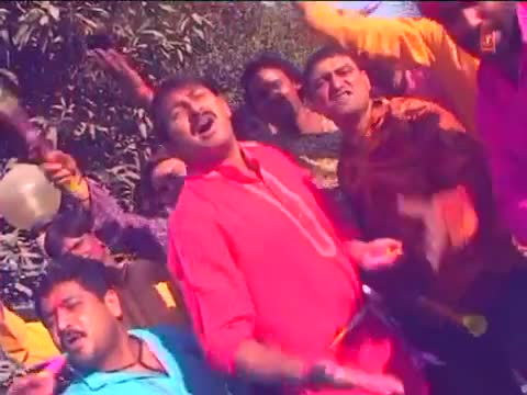 Bhore Bhore Aayil [ Bhojpuri Video Song ] Movie - Holi Ke Baja | Manoj Tiwari
