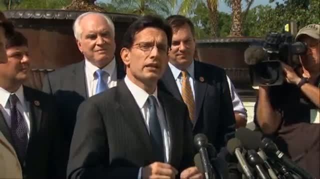 House GOP: Senate Must Negotiate to End Shutdown