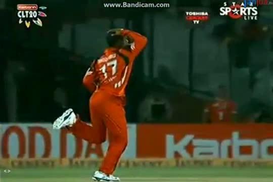 Chennai Super Kings vs Trinidad & Tobago - CLT20 2013 - Match 20 - Part1