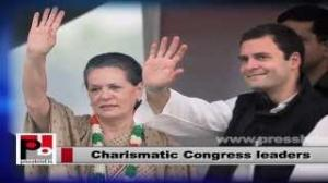 Congress reaching new heights under Sonia Gandhi & Rahul Gandhi