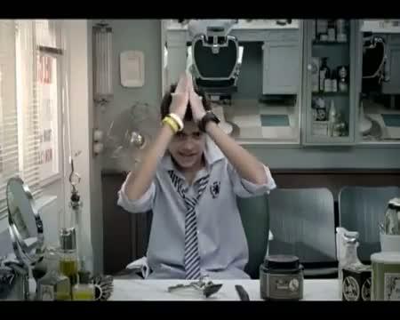 Vodafone 'Made for you' - Hairstyle (Oriya)